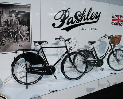 История велосипедов Pashley Cycles