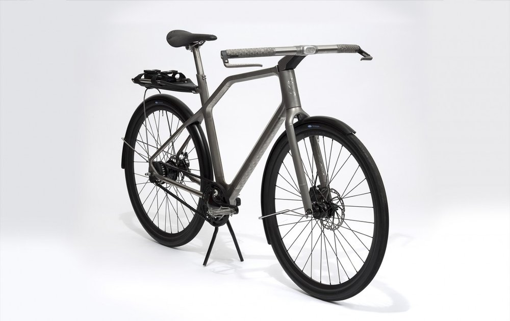 Велосипед Solid от Industry и Ti Cycles