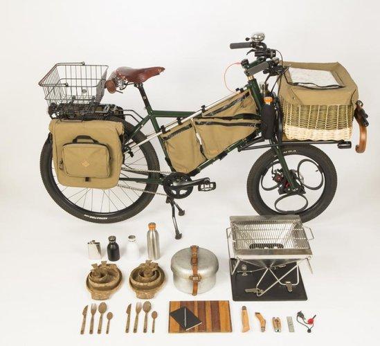 Выставка велосипедов ручной работы в Великобритании