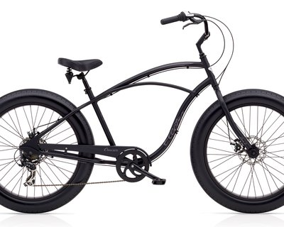 Новая модель от Electra – Cruiser Lux Fat Tire с толстыми шинами