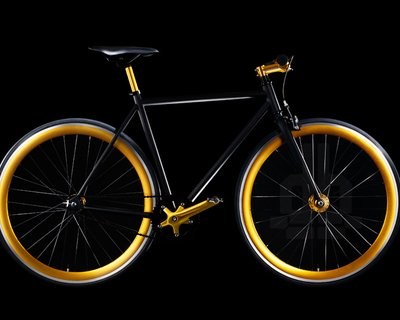 Fixed gear велосипед Golden Cycle Two