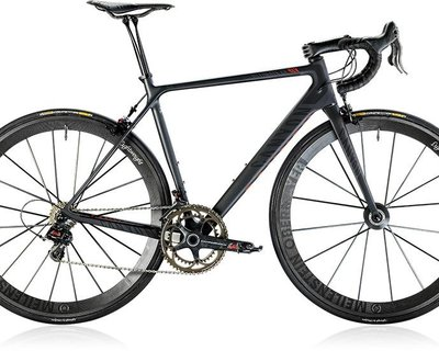 Суперлегкий шоссейник Ultimate CF SLX 80 Superlight от Canyon