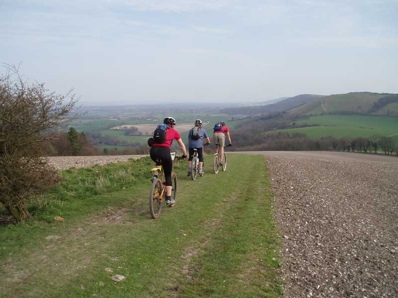The South Downs Way (Англия)