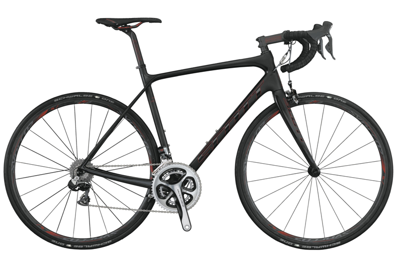 Велосипед SCOTT Solace Premium Bike