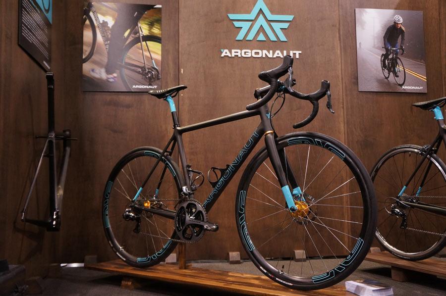Шоссейный велосипед Gravel Racer от Argonaut получил главный приз на NAHBS