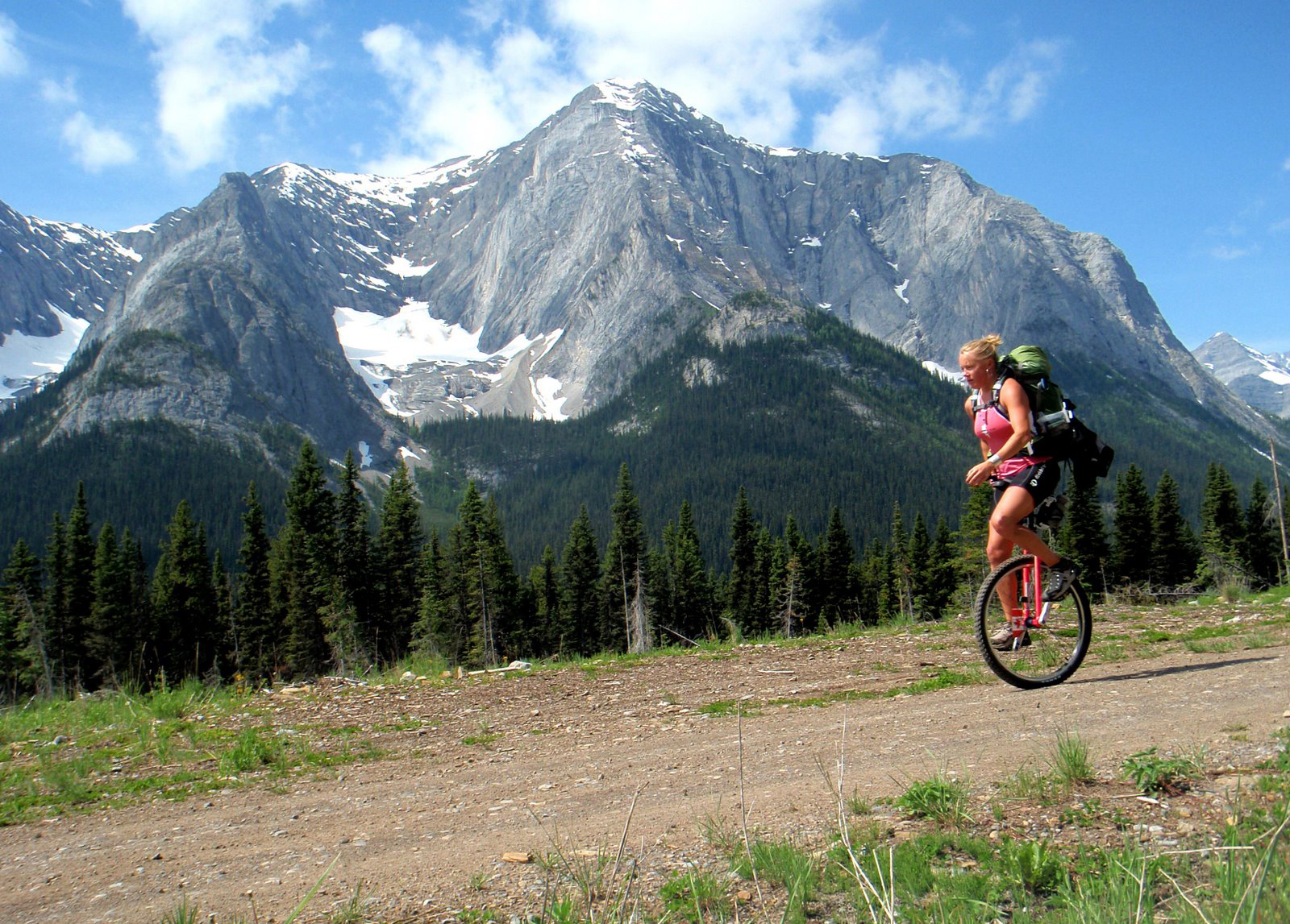 Great Divide Mountain Bike Route (Северная Америка)